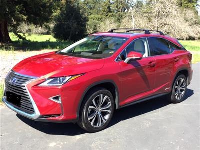 2016 Lexus RX 450h lease in Portola Valley,CA - Swapalease.com