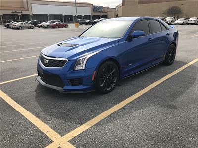 2016 Cadillac ATS-V lease in Wilmington,DE - Swapalease.com