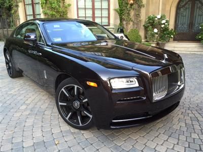 2014 Rolls-Royce Wraith lease in Studio City,CA - Swapalease.com