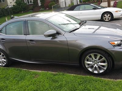 2015 Lexus IS 250 lease in Jersey City,NJ - Swapalease.com
