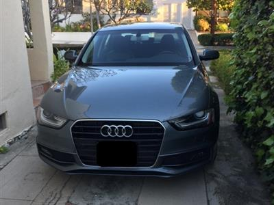 2015 Audi A4 lease in West Hollywood,CA - Swapalease.com