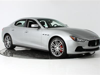 2015 Maserati Ghibli lease in Newtown,PA - Swapalease.com