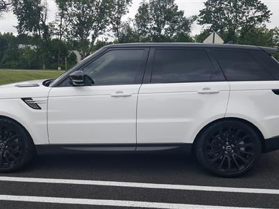 2016 Land Rover Range Rover Sport lease in Princeton ,NJ - Swapalease.com