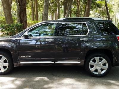2015 GMC Terrain lease in Johns Island,SC - Swapalease.com