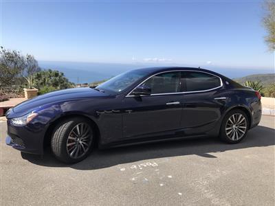 2015 Maserati Ghibli lease in laguana beach,CA - Swapalease.com