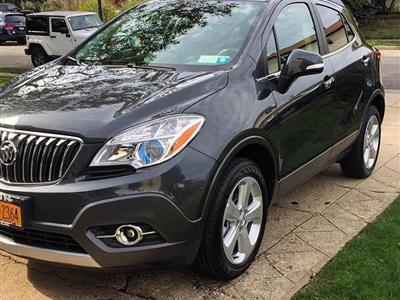 2016 Buick Encore lease in Long Island,NY - Swapalease.com
