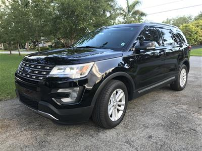 2017 Ford Explorer lease in Palmetto Bay,FL - Swapalease.com