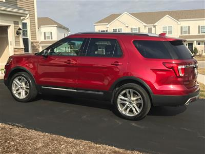 2016 Ford Explorer lease in Pingree Grove,IL - Swapalease.com