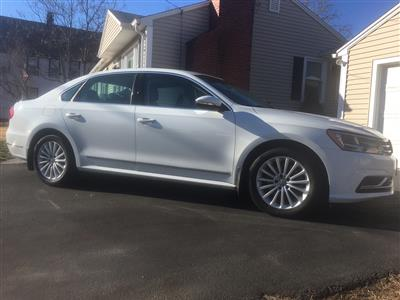 2016 Volkswagen Passat lease in PLAINVILLE,CT - Swapalease.com