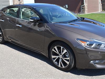 2016 Nissan Maxima lease in Maple Grove,MN - Swapalease.com