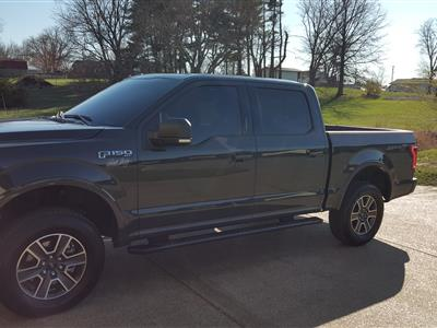 2016 Ford F-150 lease in Evansville ,IN - Swapalease.com