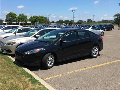 2016 Ford Focus lease in Canton,MI - Swapalease.com