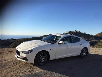 2015 Maserati Ghibli lease in Encino,CA - Swapalease.com