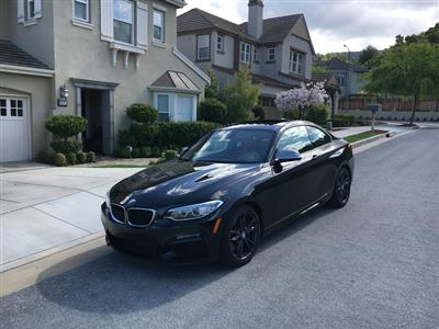 2017 BMW 2 Series lease in Saratoga,CA - Swapalease.com