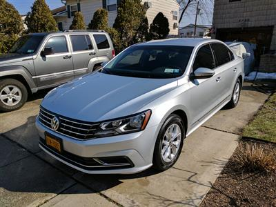 2017 Volkswagen Passat lease in seaford,NY - Swapalease.com