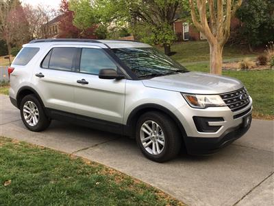 2017 Ford Explorer lease in Franklin,TN - Swapalease.com