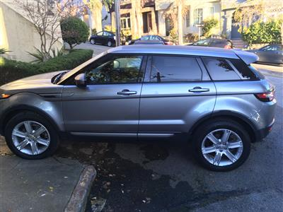 2015 Land Rover Range Rover Evoque lease in San Francisco,CA - Swapalease.com