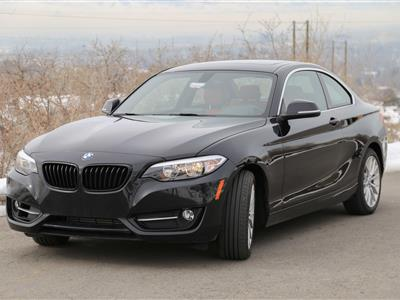 2016 BMW 2 Series lease in Provo,UT - Swapalease.com
