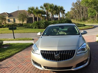 2015 Buick Regal lease in Englewood,FL - Swapalease.com