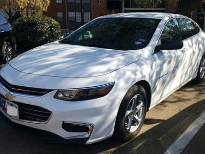 2016 Chevrolet Malibu lease in Euless,TX - Swapalease.com