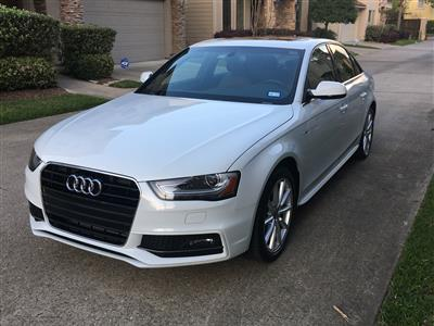 2016 Audi A4 lease in Houston,TX - Swapalease.com
