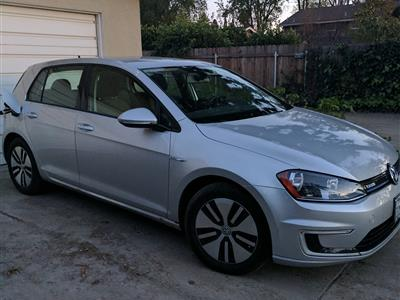 2016 Volkswagen e-Golf lease in Riverside,CA - Swapalease.com
