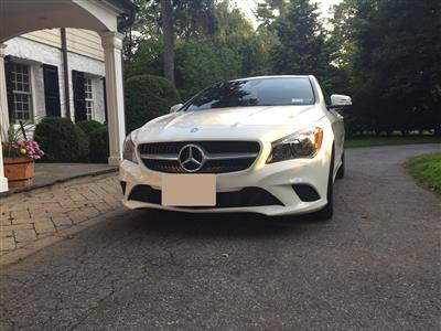2016 Mercedes-Benz CLA-Class lease in White Plains,NY - Swapalease.com
