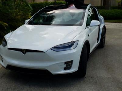 2016 Tesla Model X lease in boca raton,FL - Swapalease.com