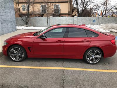 2015 BMW 4 Series lease in murray,UT - Swapalease.com