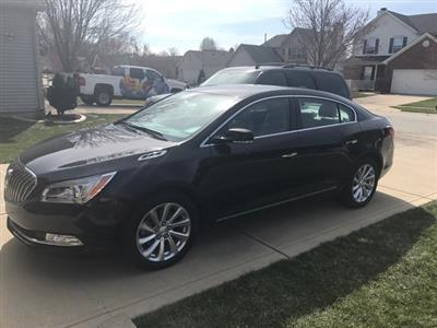 2016 Buick LaCrosse lease in Fishers,IN - Swapalease.com