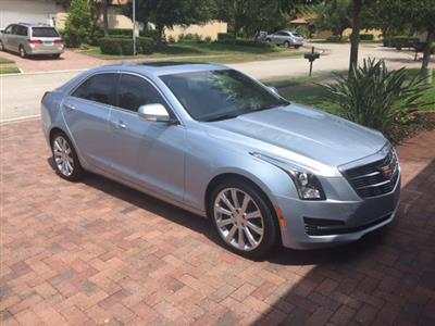 2017 Cadillac ATS lease in Sarasota,FL - Swapalease.com