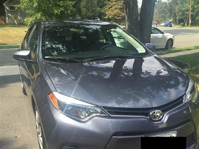 2016 Toyota Corolla lease in Lansdowne,PA - Swapalease.com