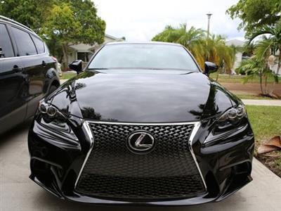 2016 Lexus IS 300 F Sport lease in Dover,NJ - Swapalease.com