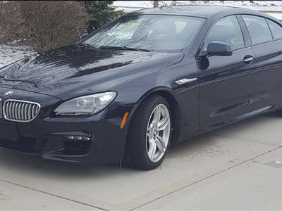 2014 BMW 6 Series lease in frankfort ,IL - Swapalease.com