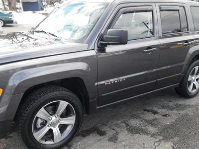 2017 Jeep Patriot lease in Woodside,NY - Swapalease.com