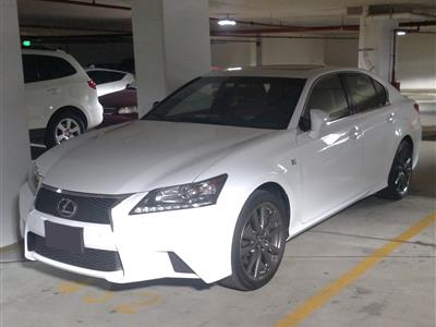 2015 Lexus GS 350 F Sport lease in Hanover,MD - Swapalease.com