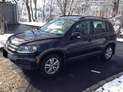2015 Volkswagen Tiguan lease in Wesport,CT - Swapalease.com