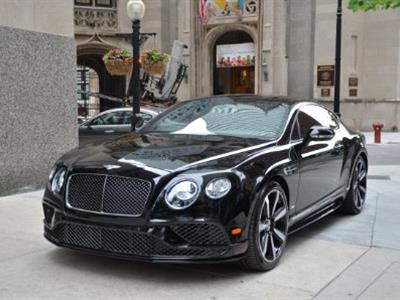 2016 Bentley Continental GT SPEED W12 lease in Lake Forest,IL - Swapalease.com