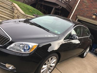 2016 Buick Verano lease in Pittsburg,PA - Swapalease.com
