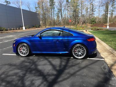 2016 Audi TTS lease in Washington,DC - Swapalease.com