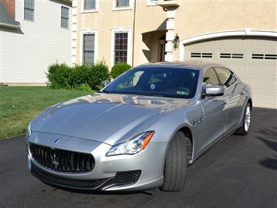 2014 Maserati Quattroporte lease in Philidelpha,PA - Swapalease.com