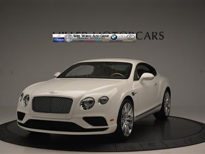 2016 Bentley Continental GT V8 lease in New York,NY - Swapalease.com