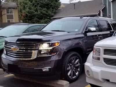 2016 Chevrolet Tahoe lease in Englewood,CO - Swapalease.com