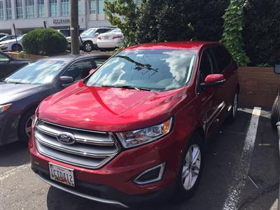 2016 Ford Edge lease in Bethesda,MD - Swapalease.com