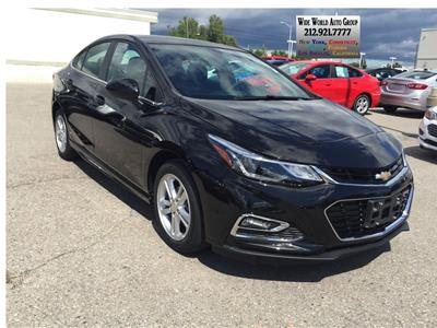 2017 Chevrolet Cruze lease in New York,NY - Swapalease.com