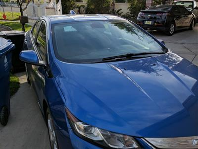 2017 Chevrolet Volt lease in Winnetka,CA - Swapalease.com