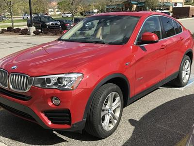 2016 BMW X4 lease in Sandy,UT - Swapalease.com