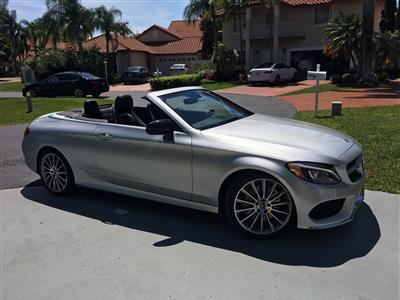 2017 Mercedes-Benz C-Class lease in Forest Park,GA - Swapalease.com