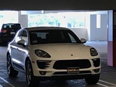 2017 Porsche Macan lease in Irvine,CA - Swapalease.com