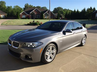 2016 BMW 5 Series lease in Florence,AL - Swapalease.com